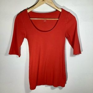 Soft surroundings size extra small women's top.